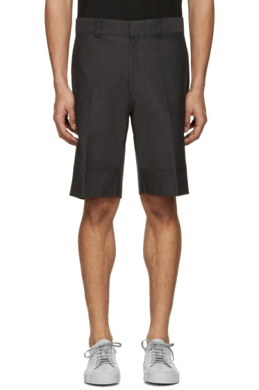 Childs - Black Beam Baggy Shorts