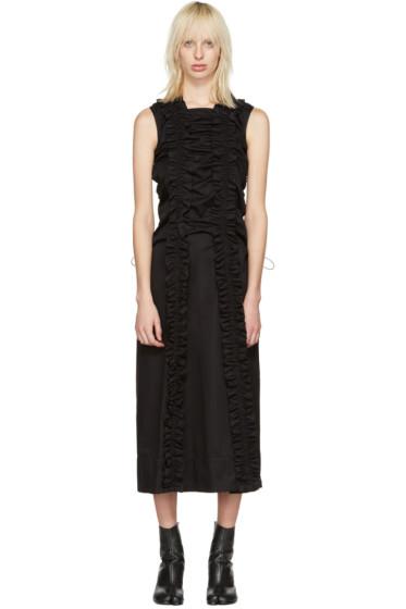 Molly Goddard - ブラック ティエスト ドレス