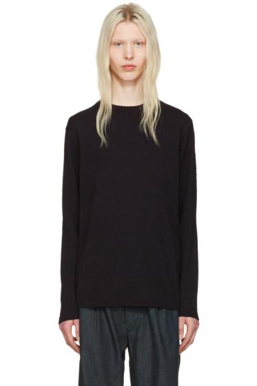 nonnative - Navy Clerk Sweater