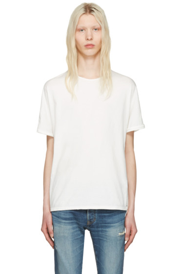 nonnative - White Roamer T-Shirt