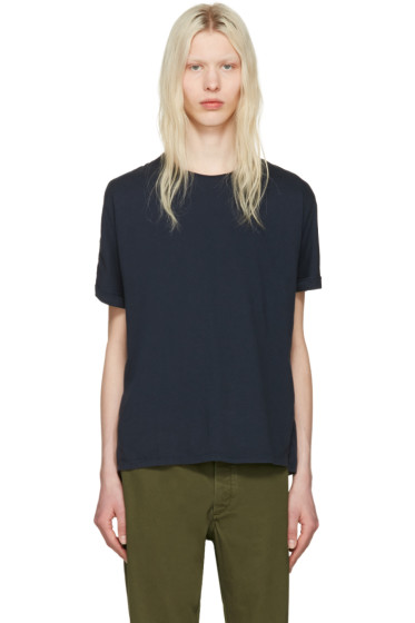 nonnative - Navy Roamer T-Shirt