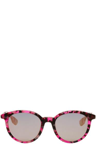 McQ Alexander Mcqueen - Pink Pantos Sunglasses
