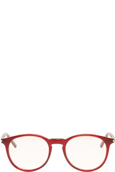 Saint Laurent - Red SL 106 Glasses