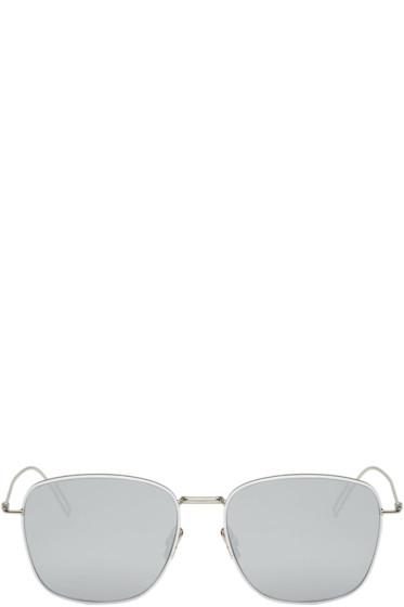 Dior Homme - シルバー コンポジット 1.1 サングラス