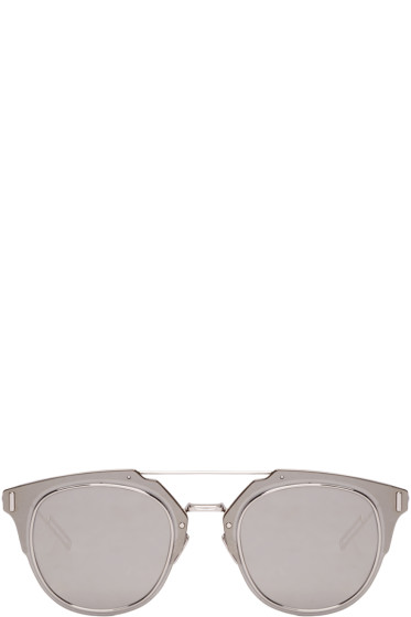 Dior Homme - シルバー コンポジット 1.0 サングラス