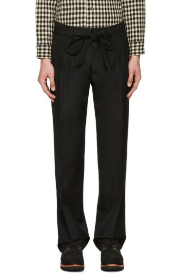 Visvim - Black Hakama Trousers