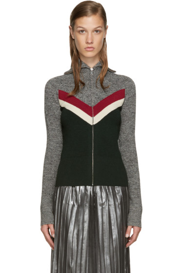 Isabel Marant Etoile - Green Dawson After Ski Sweater