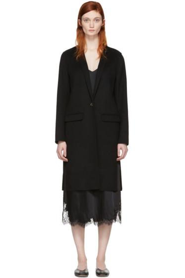 Mackage - Black Wool Hensley Coat