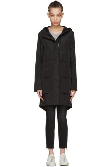 Mackage - Black Cosima Rain Coat