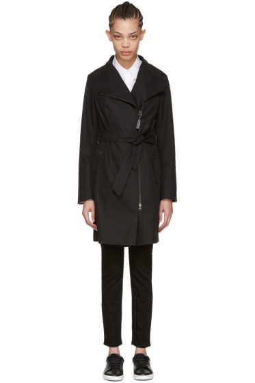 Mackage - Black Estela Trench Coat