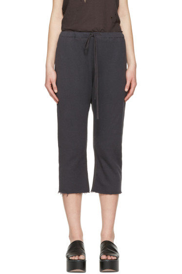 R13 - Black Field Lounge Pants