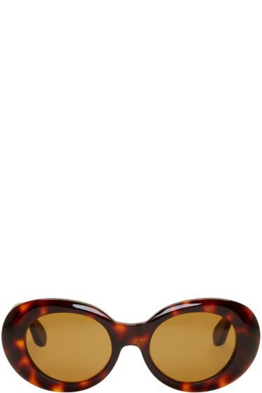 Acne Studios - Tortoiseshell Mustang Sunglasses