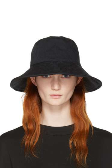 Acne Studios - Black Bob Hat