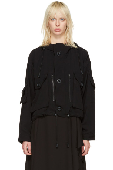 Acne Studios - Black Loki Jacket