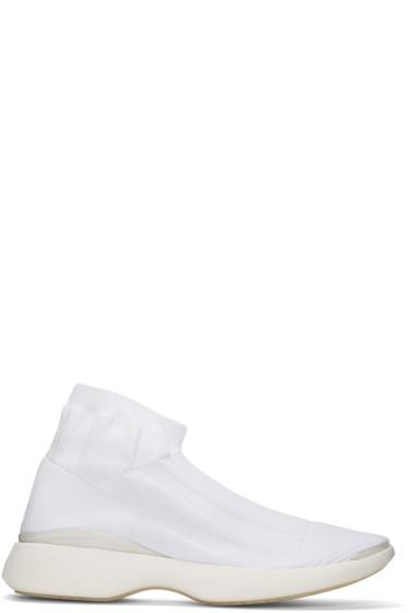 Acne Studios - White Batilda Sneakers