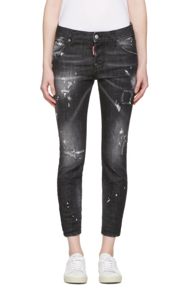 Dsquared2 - Black Cool Girl Jeans