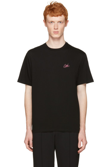 Alexander Wang - Black 'Girls' T-Shirt