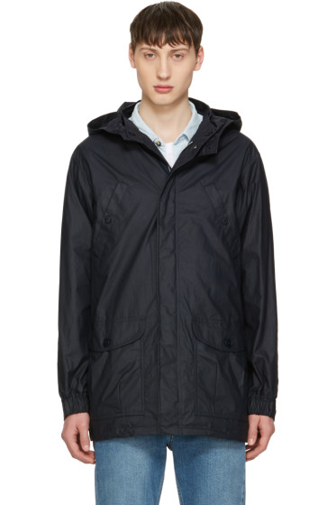 A.P.C. - Navy Guillaume Parka