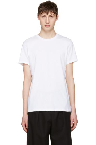 A.P.C. - White Jimmy T-Shirt
