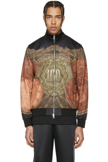 Givenchy - Black Money Track Jacket