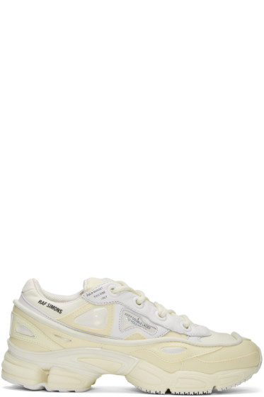 Raf Simons - Off-White adidas Originals Edition Ozweego Bunny Sneakers