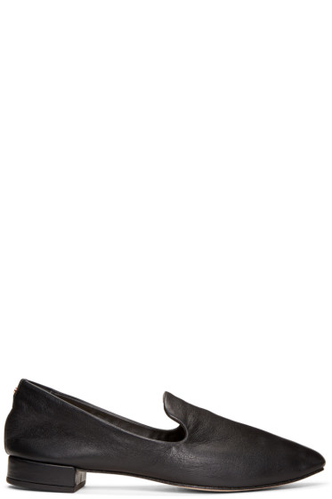 Repetto - Black Daren Loafers
