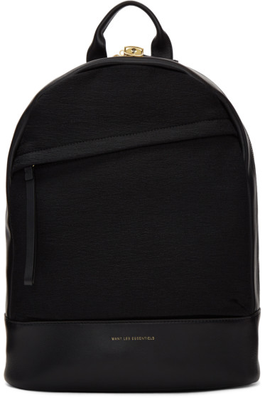 Want Les Essentiels - Black Piper Backpack