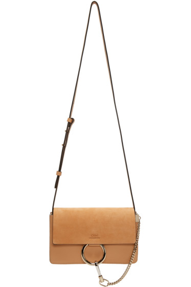 Chloé - Pink Small Faye Bag