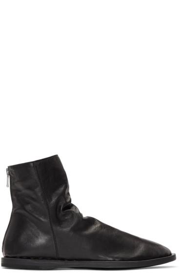 Officine Creative - Black Felix 5 Boots