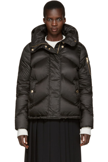 Burberry - Black Down Wiltondale Jacket