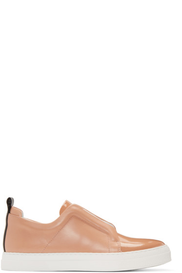 Pierre Hardy - Tan Slider Sneakers