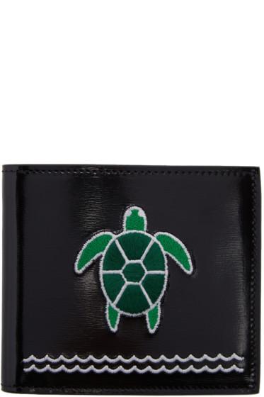 Thom Browne - Black Turtle Wallet