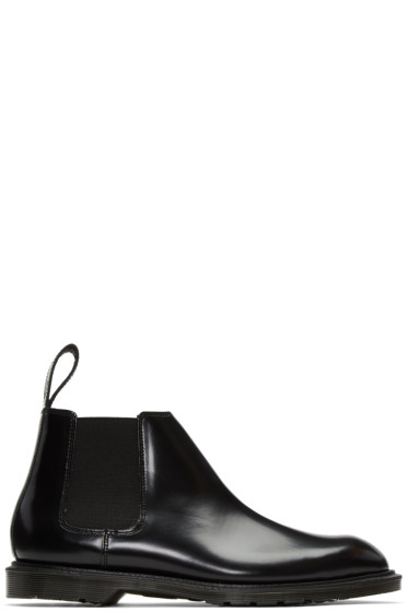 Dr. Martens - Black Wilde Low Boots