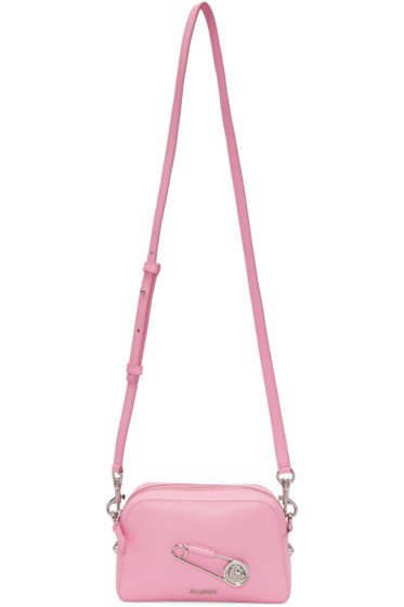Versus - Pink Mini Safety Pin Bag
