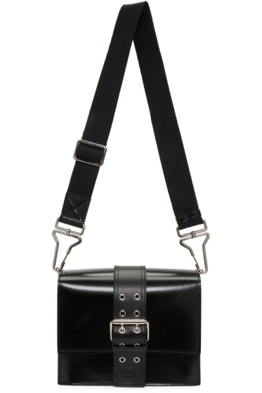 Versus - Black Wraparound Belt Bag