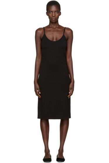 6397 - Black Sport Slip Dress