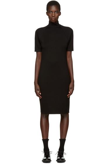 6397 - Black Rash Guard Dress