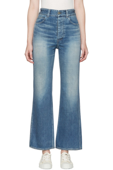 Visvim - Blue Social Sculptress Jeans