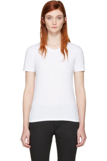 Visvim - White Basic Dry T-Shirt