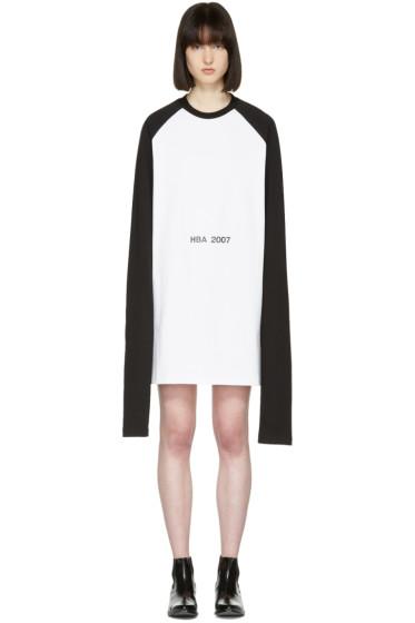 Hood by Air - White '2007' Raglan Shirt