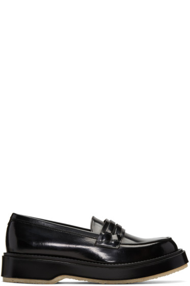 Adieu - Black Type 89C Loafers