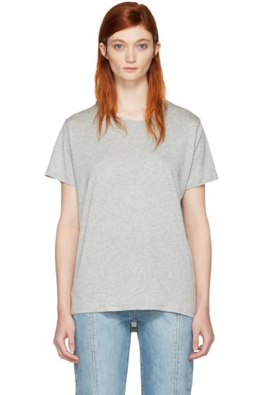 Won Hundred - Grey Emilie T-Shirt