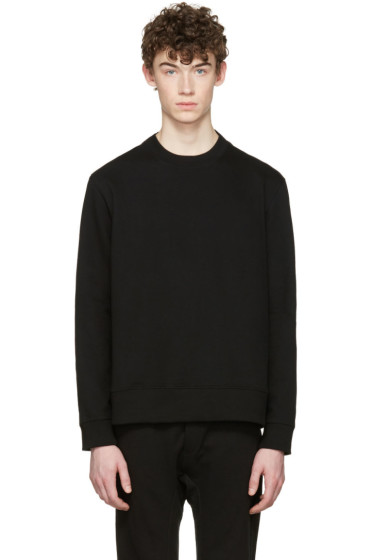 D by D - Black Panelled Pullover