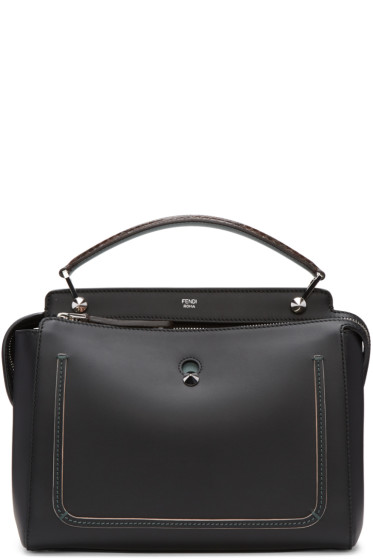 Fendi - Black Dotcom Click Bag