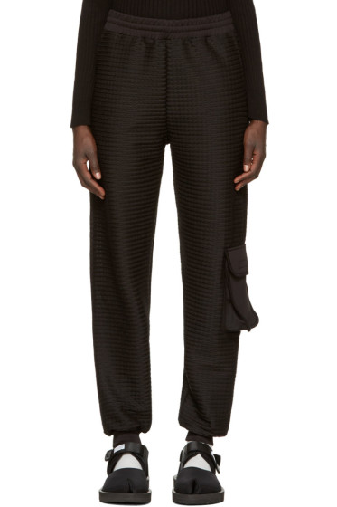 Cottweiler - Black Service Pocket Track Pants