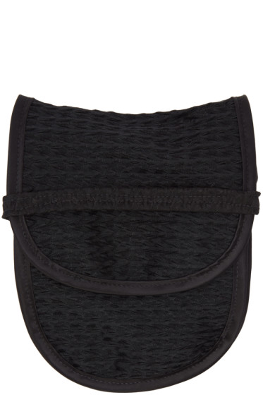 Cottweiler - Black Service Pocket Pouch