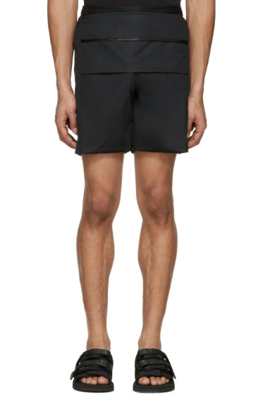 Cottweiler - Black Hotel Shorts