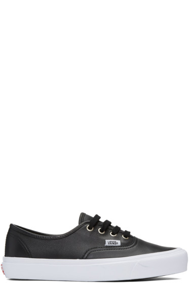 Vans - Black UA OG Authentic LX VL Sneakers