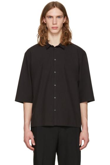 Stephan Schneider - Black Sapience Shirt