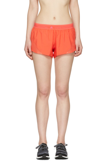 adidas by Stella McCartney - Orange Run Adizero Shorts